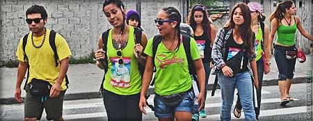 Roll Femenino Tour Brazil