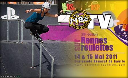 Fise Experience 2011 Rennes sur Roulettes