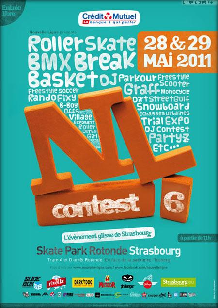 Nouvelle Ligne - NL Contest 2011 (Strasbourg, France) - Full Results