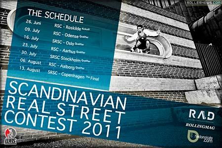 Scandinavian Real Street Contest 2011