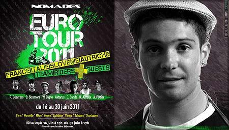 nomades euro tour 2011