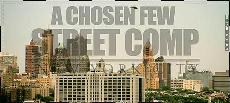 Chosen Few, NYC street comp