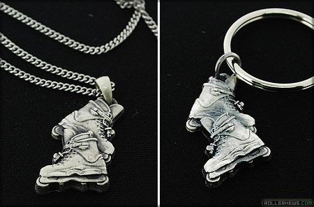 Rollerblading Jewelry
