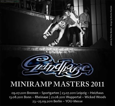 Grindhouse Miniramp Masters 2011