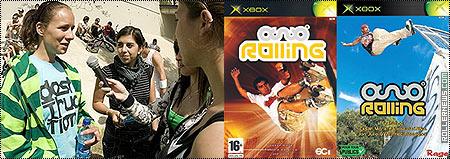 Martina Svobodova Rolling (Ps2, Xbox)