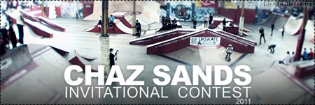 Chaz Sands Invite 2011