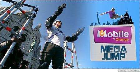 Taig Khris: M6 mobile Mega Jump 2011