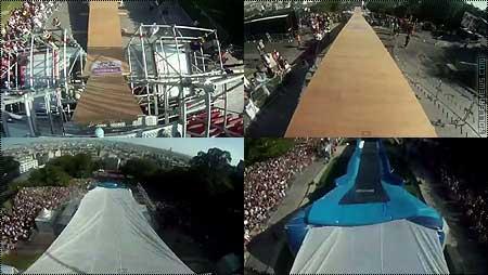 Taig Khris: M6 mobile Mega Jump 2011 (Sacre Coeur)