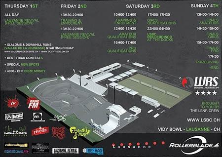 Lausanne Street & Bowl Contest