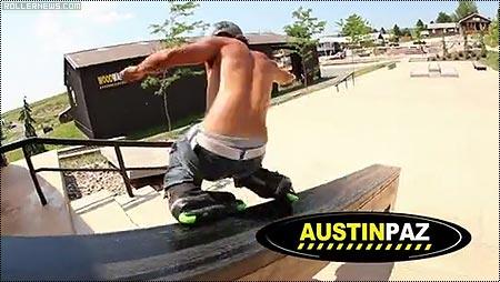 Austin Paz & Friends: Shaolin Woodward