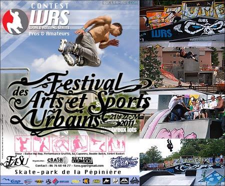festival des arts et sports urbains