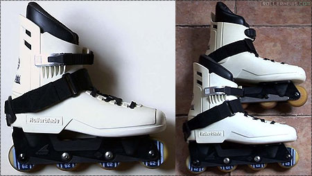 Rollerblade Chris Edwards Trooper Skates (1996)
