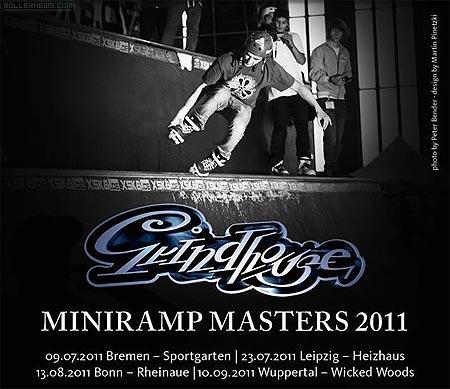 Miniramp Masters 2011