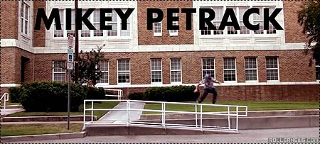 Mikey Petrack