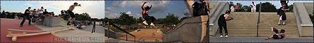 Kettering Skate Plaza Showdown