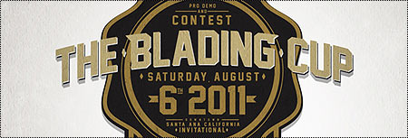 The Blading Cup 2011: Results