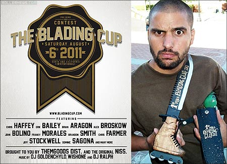 The Blading Cup
