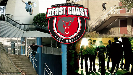 Beast Coast - The Movie (2011) by John Greene - Full Video