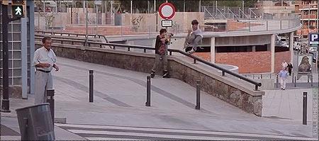 Eugen Enin, Daniel Gourski & Mark Heuss trip to Powerhouse Barcelona