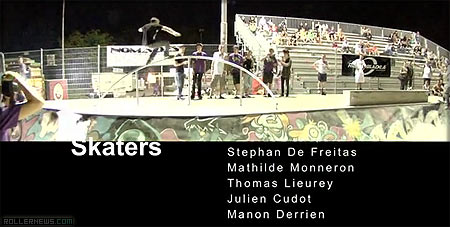 Lausanne Street Bowl Contest 2011 (Lausanne, Switzerland)