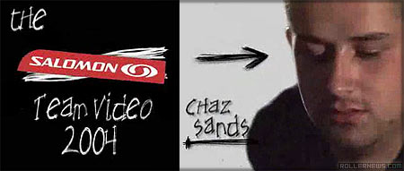 chaz sands