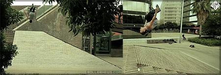 Can you backflip?