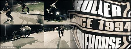 RW Wednesdays with Shima Skate Manufacturing