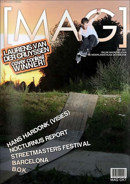 [MAG] October 2011 Issue (Dutch magazine)