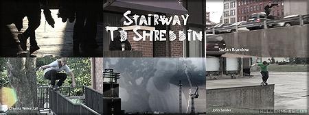 Hawke Trackler Stairway To Shreddin