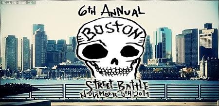 Boston Street Battle 2011
