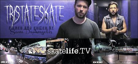 Tri-State Skate Edit by Sam DeAngelis brian shima