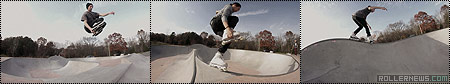 1 minute at Hingham skatepark with Kyle Couture, John ODonnell & Andrew Smolak