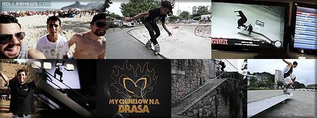 Rio de Janeiro + Belo Horizonte: Tour Teaser