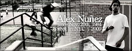 Alex Nunez