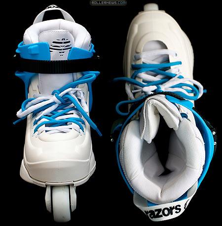 Razors G9 turquoise