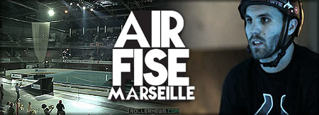 Air Fise Marseille 2011: Chris Haffey 30 meters GAP