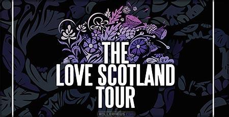 The LoveScotland Tour DVD