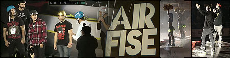 air fise 2011 chris haffey world record