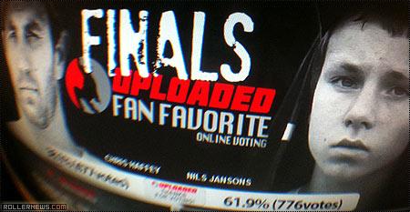 WRS Uploaded Finals: Nils Jansons vs Chris Haffey