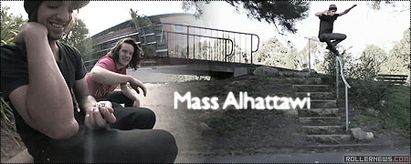 Mass Alhattawi: Vine St Section by Dom West