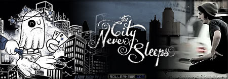 The City Never Sleeps: Brady Johnston
