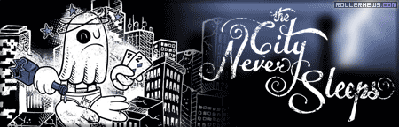 The City Never Sleeps by Brian Moore