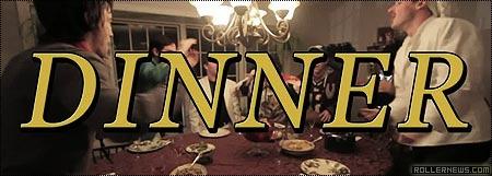 Black Bandit Media family: Dinner