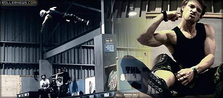 Shane Yost: 2011 Vert Clips by Bradley Harold Watson