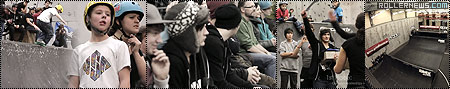 Grindhouse Miniramp Master 2011: Finals