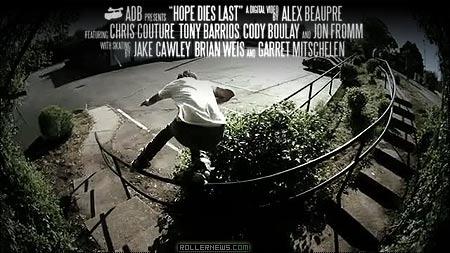 Hope Dies Last: Teaser by Alex Beaupre