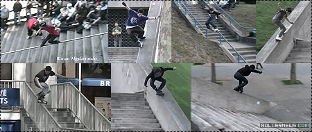 Cyril Daniel, Julien Cudot, Adrien Clairaz & Friends (France): Raw Edit by Clement Othelet