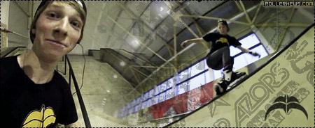 Kirill Galushko: 1 day at the Sportex Park (Russia)