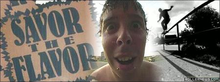 Aaron Pyle: Savor the Flavor Section (2008)