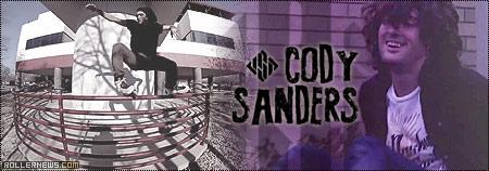 Cody Sanders: How to ruin rollerblading